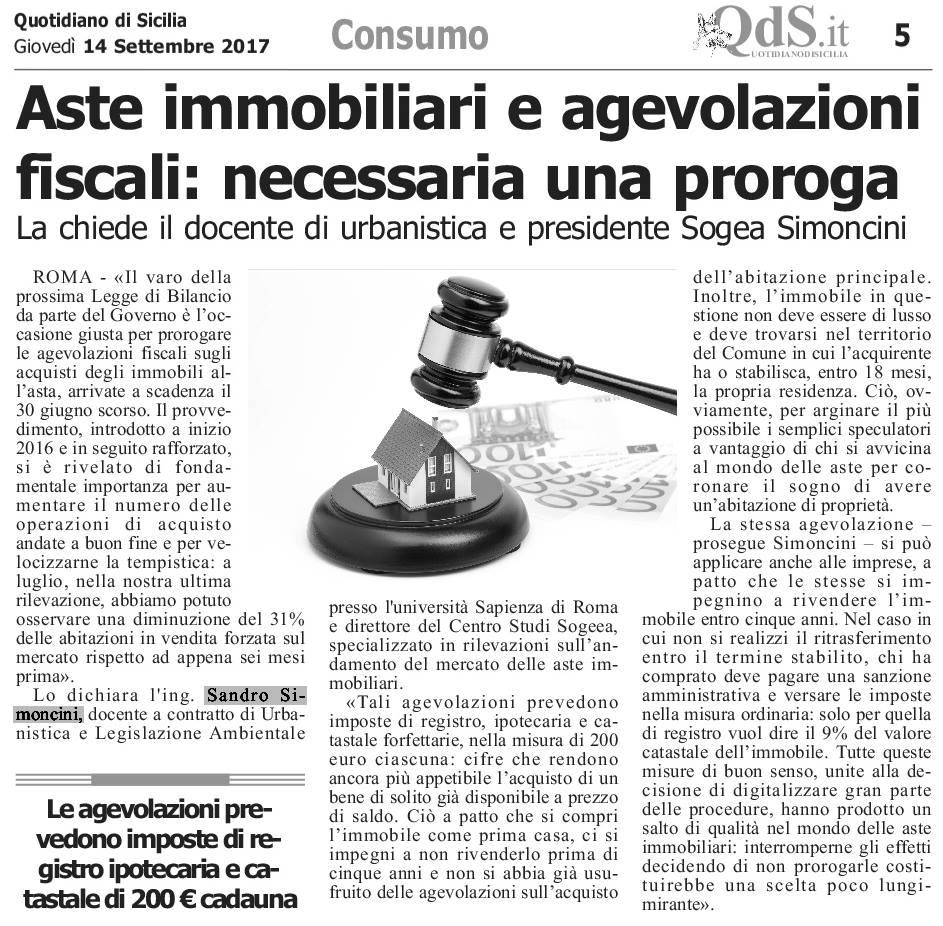 quotidiano di Sicilia 14 SETTEMBRE 2017