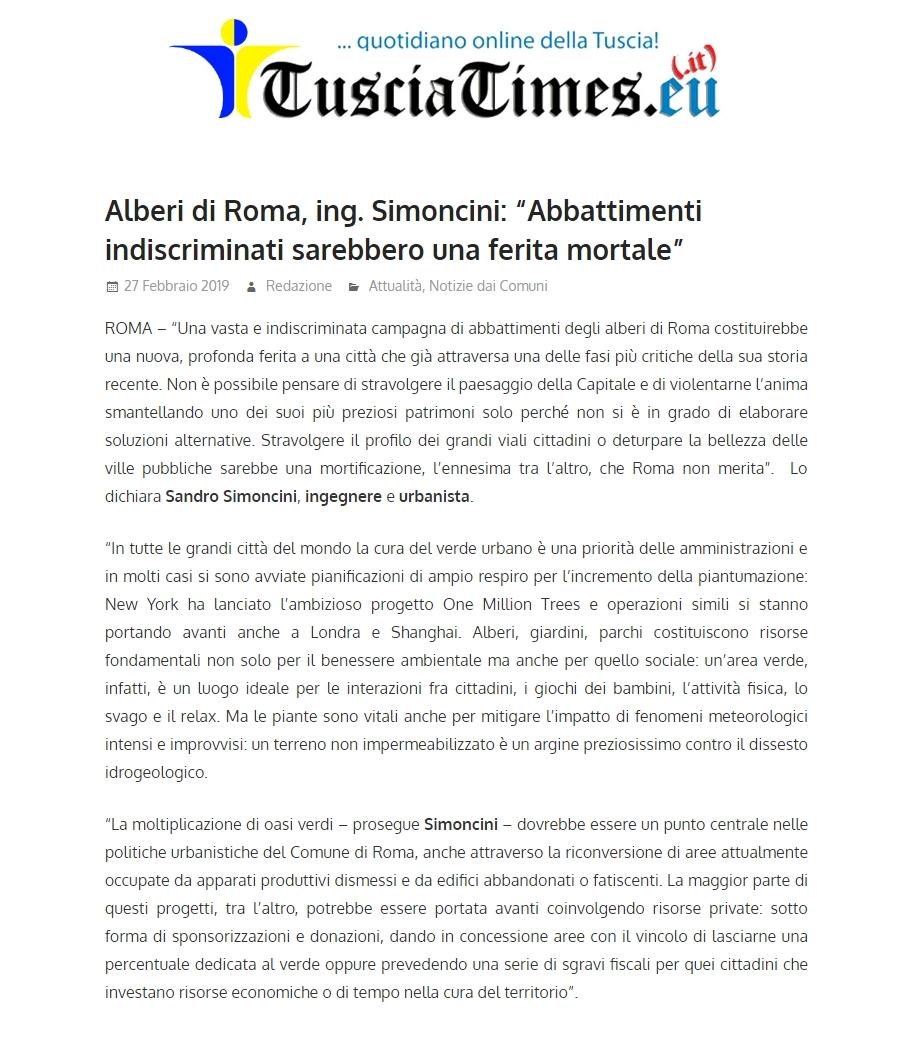 27.02. TusciaTimes