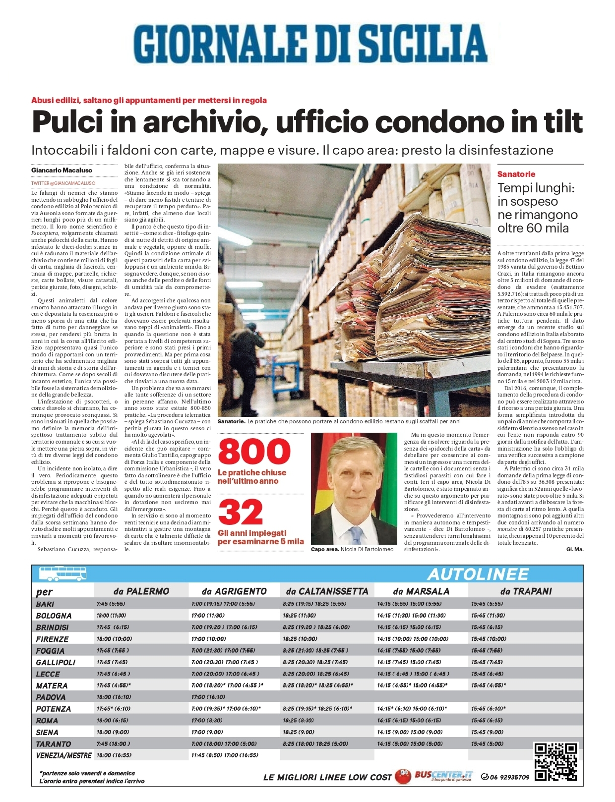 06.03 Giornale di Sicilia